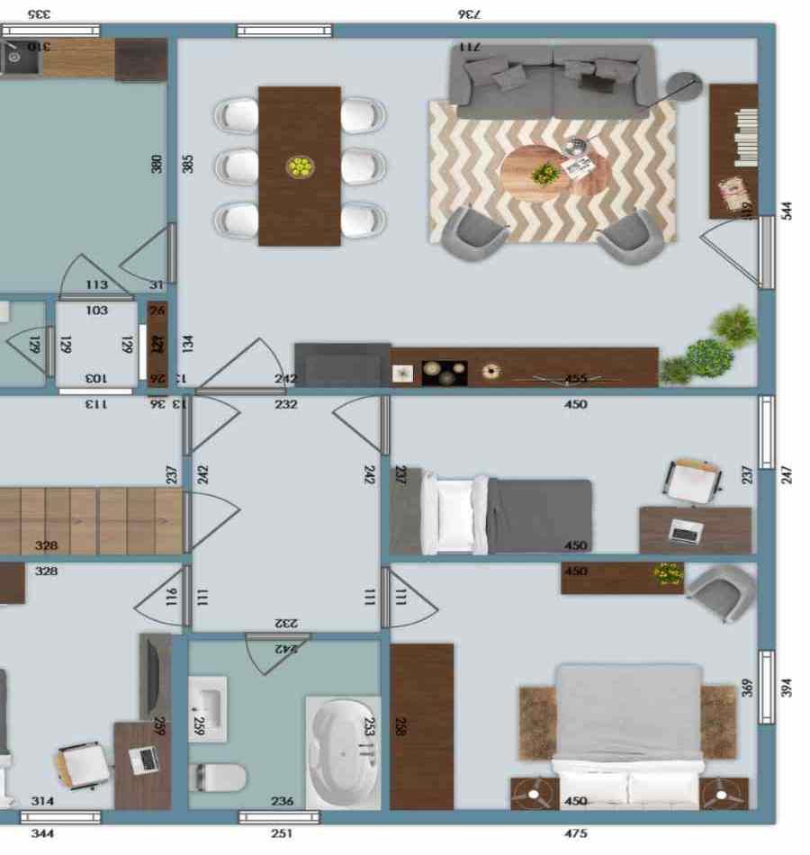 Grundriss Einfamilienhaus Spandau