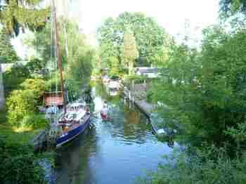 Spandau Tiefwerder - Klein Venedig